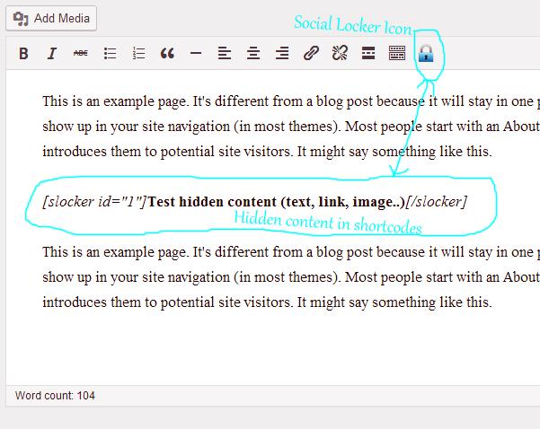Social Locker for WordPress + bonus - 3